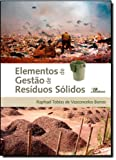 capa de Elementos de Gestão de Resíduos Sólidos