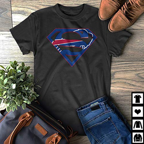 buffalo bills superman t shirt