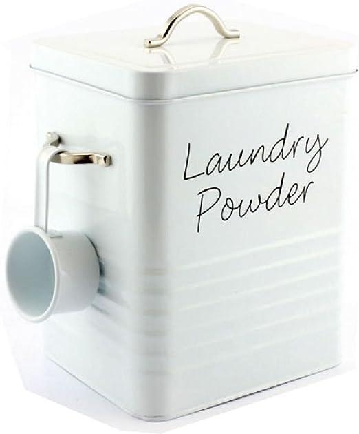 Fun Daisy de detergente en polvo lata de almacenaje Pastillas de ...