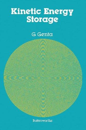 Kinetic Bearings - Kinetic Energy Storage: Theory and