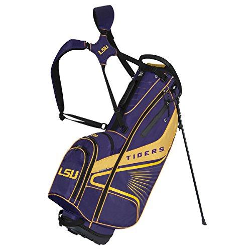 Golf Bag Lsu - Team Effort LSU Tigers Gridiron III Stand Bag