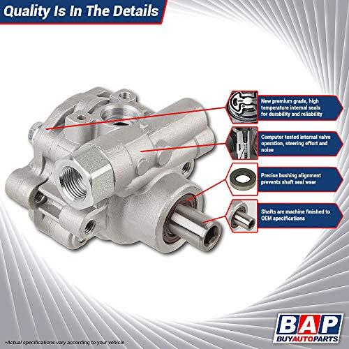 A-Premium Power Steering Pump for Volkswagen Passat 1998-2005 Audi A4 2000-2001 A4 Quattro 1999-2002