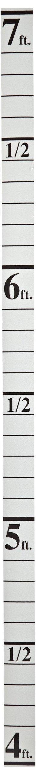 Brady 103650   1 1/2'' Widthide Reflective Indicator Tape (1 Roll)