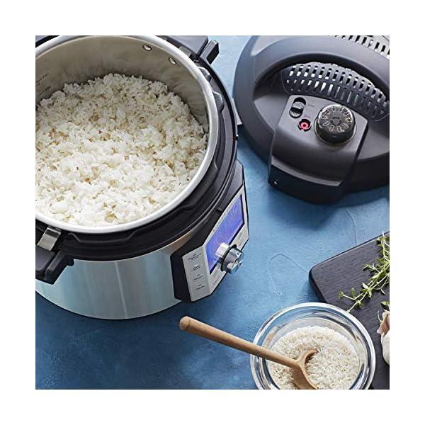 Instant Pot 6QT Duo Evo Plus Electric Pressure Cooker, 6 quart (Renewed) 3