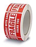 2 Rolls/1000 Labels,Handle with