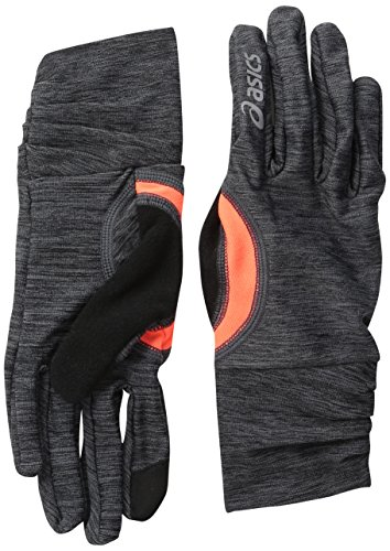 ASICS Womens Thermopolis Ruched Gloves