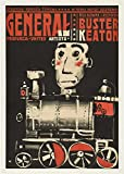 The General POSTER Movie (1927) Polish Style A 11 x 17 Inches - 28cm x 44cm (Buster Keaton)(Marion Mack)(Glen Cavender)(Jim Farley)(Joe Keaton)(Frederick Vroom)(Charles Smith)
