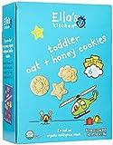 Ella's Kitchen Organic Toddler Cookies - Oat   Honey - 6 ct