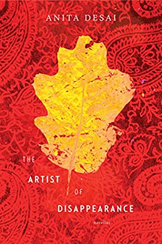 book cover of The Artist of Disappearance