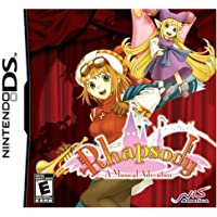 Rhapsody A Musical Adventure - Nintendo DS