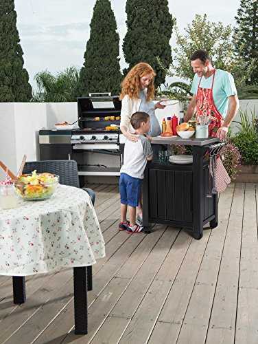 KETER BBQ TABLE XL