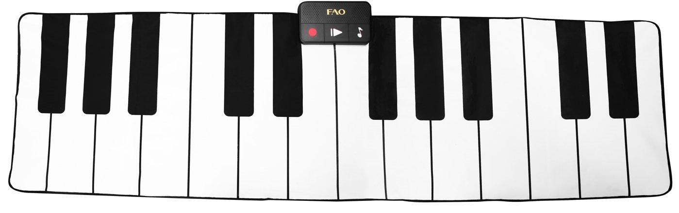 Piano Dance Mat by FAO Schwarz
