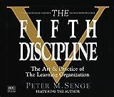 The Fifth Discipline [Abridged][Audiobook] (Audio CD)