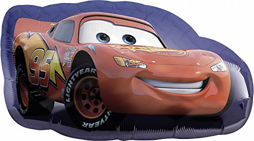 Disney's Cars Lightning McQueen Balloon ()