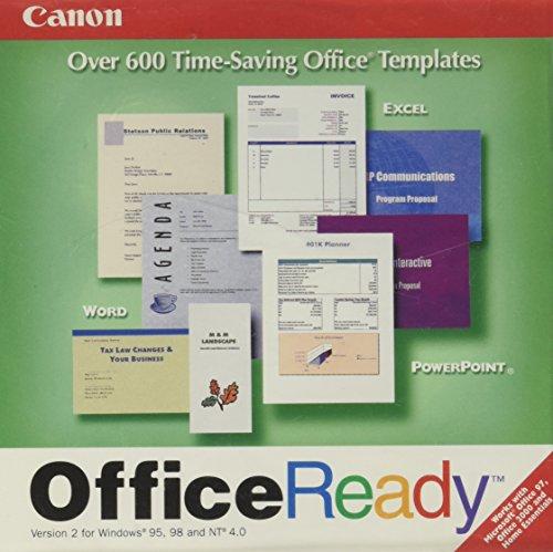 Canon Office Ready Ver 2