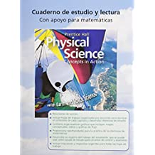 PRENTICE HALL HIGH SCHOOL PHYSICAL SCIENCE READING AND STUDY WORKBOOK STUDENT EDITION SPANISH 2006C