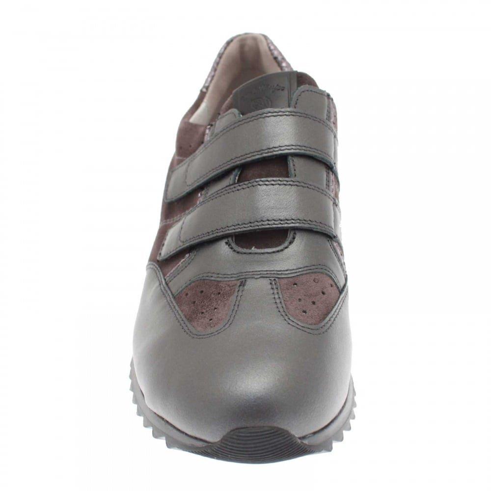 Waldlaufer, Waldlaufer, Waldlaufer, scarpe da ginnastica Donna Grigio Grigio b60954
