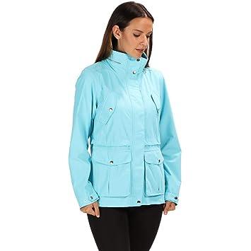 Regatta Nadalia Waterproof and Breathable Concealed Hooded ...