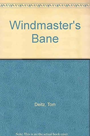 book cover of Windmaster\'s Bane