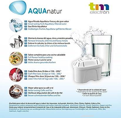 TM Electron Tmfil001 30 a 60 días compatible con las jarras brita ...