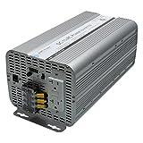 AIMS Power 3600 Watt 12 VDC to 120 VAC Modified Sine Power Inverter - ETL Listed