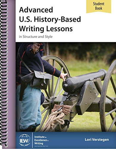 Top 8 advanced us history based writing lessons