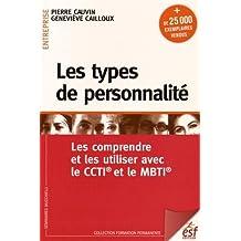 TYPES DE PERSONNALITÉ (LES)