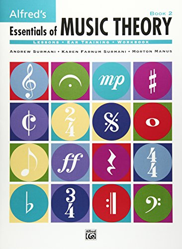 Alfred's Essentials of Music Theory, Bk - Music Essentials Book