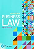 Cover of Business Law + MyLab Business Law with eText