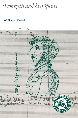 Donizetti and His Operas (Cambridge Paperback Library) by Brand: Cambridge University Press