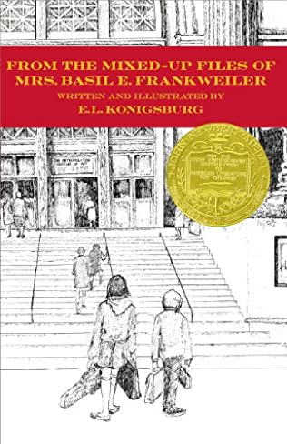 book cover of From the Mixed-up Files of Mrs Basil E. Frankweiler