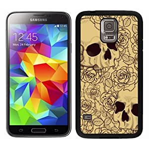 SevenArc Skull Samsung Case For Samsung Galaxy S5 I9600
