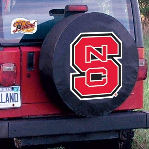 (Holland Bar Stool Co. 27 x 8 North Carolina State Tire Cover)