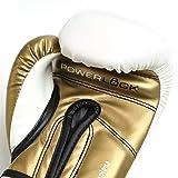 Everlast Women's Powerlock Hook/Loop Gloves, 12