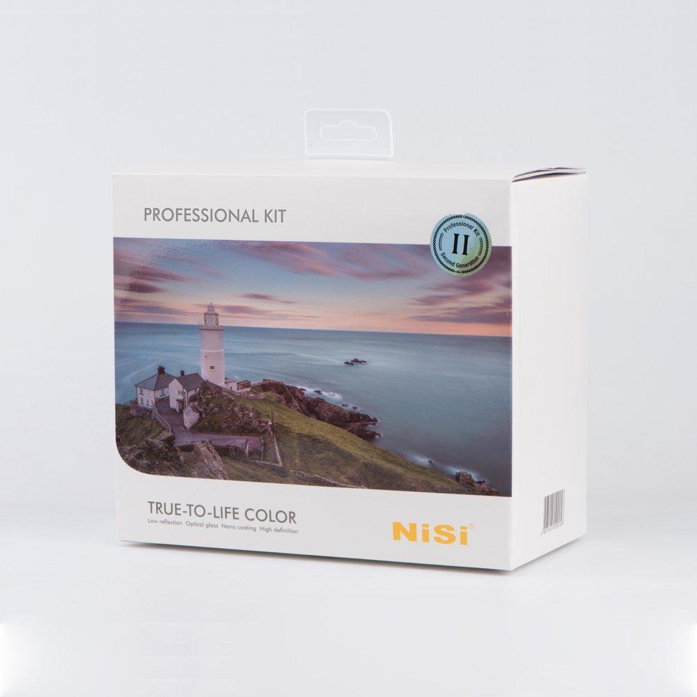 NiSi 100mm System V5-PRO Filter Holder Kit Second Generation (Professional Kit) by NiSi