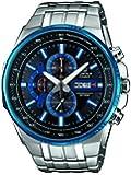 Casio EFR-549D-1A2VUEF - Reloj de pulsera hombre, Acero inoxidable, color Plateado
