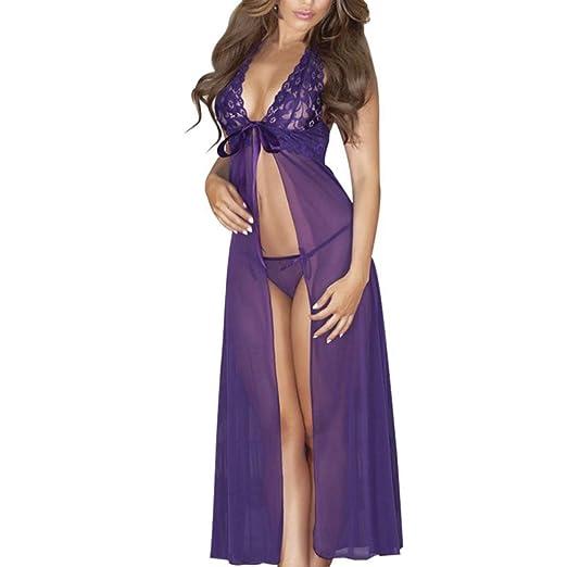 Amazon.com: Nuevo sexy Babydoll ropa de dormir de las ...