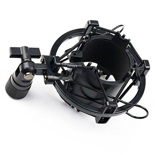 condenser microphone spider mount - 9