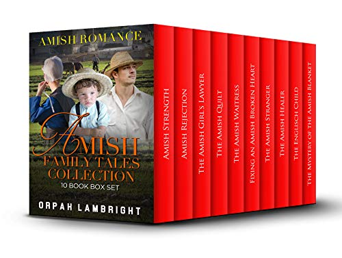Pdf Spirituality The Amish Family Tales Collection (10 Book Box Set)