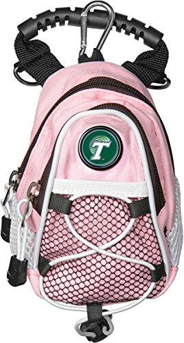 NCAA Tulane University Green Wave - Mini Day Pack - Pink