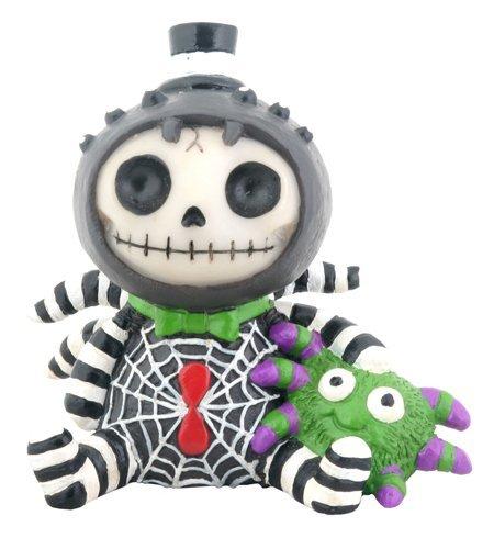 (Furry Bones Webster Spider Statue)