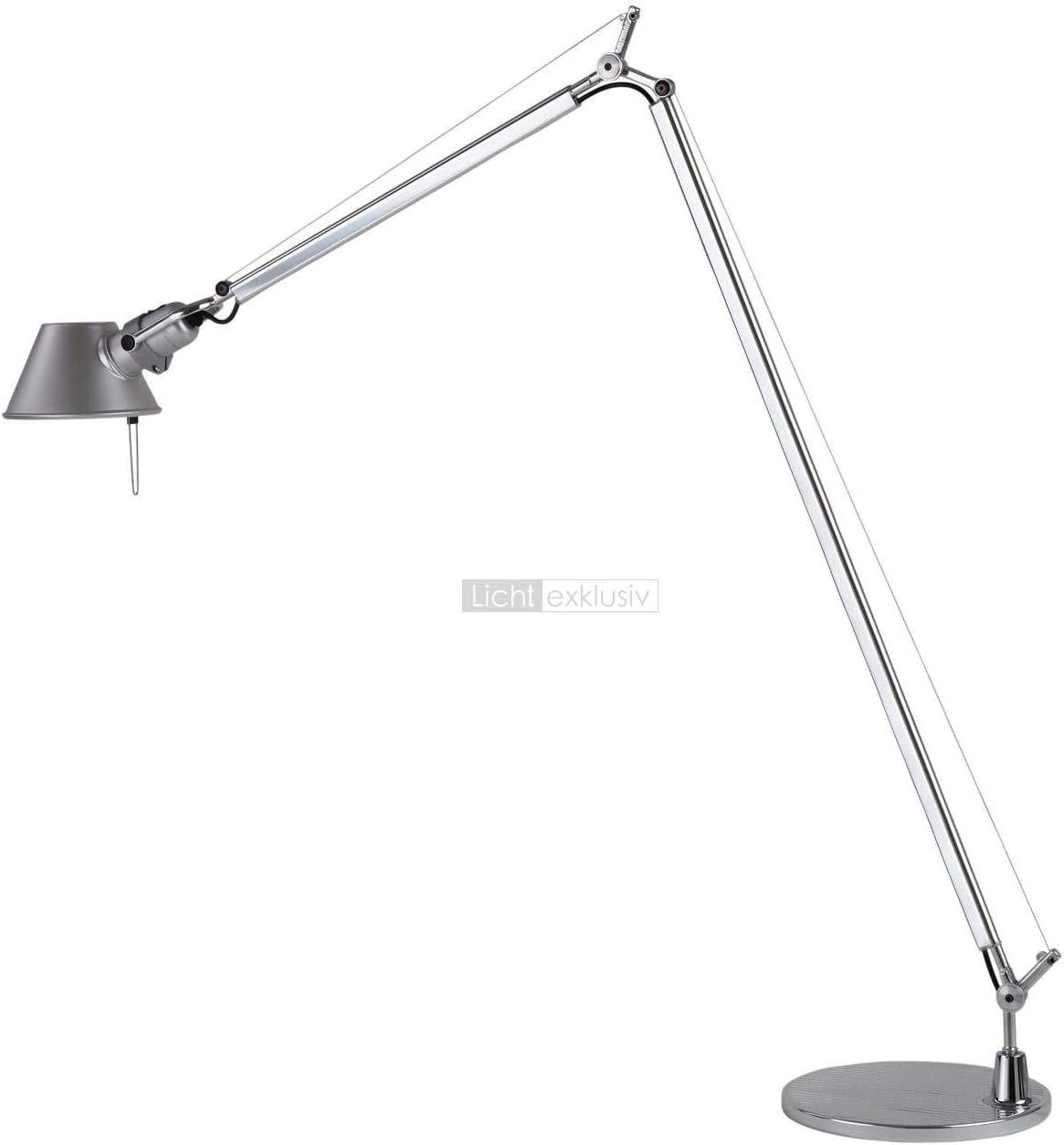 Tolomeo Lettura Halo Alluminio Amazon Co Uk Lighting