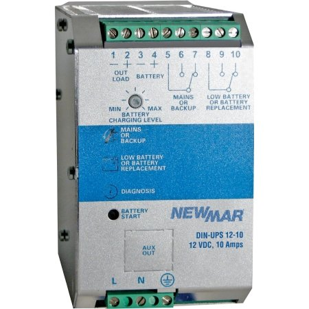 Newmar Power Battery (Newmar's Volt DIN Rail Power System with Battery Charger and Status Monitoring)