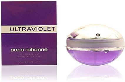 Paco Rabanne. Ultraviolet Eau De Parfum Vapo 30Ml