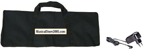 Funda para teclados SA 46 SA47 SA76 sa77 + Cargador Casio AD ...