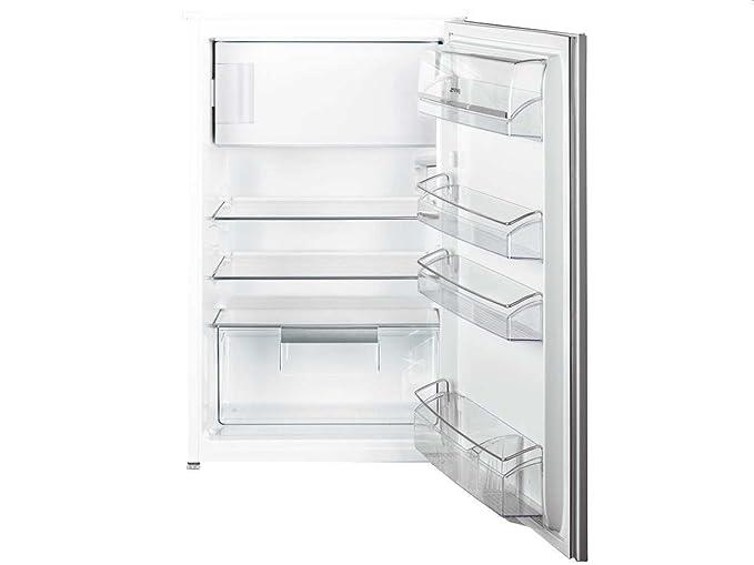 Smeg Kühlschrank Ohne Gefrierfach : Smeg s cs p einbau kühlschrank kühlgerät gefrierfach pizzafach