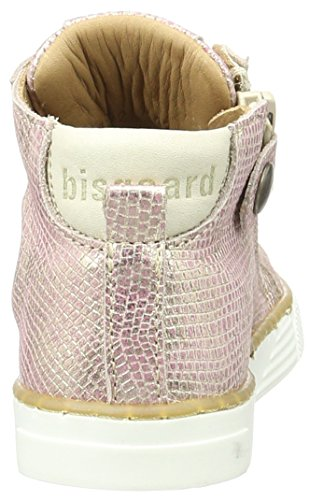 BisgaardLauflerner - Botines de Senderismo Bebé-Niños Pink (710 Rose)
