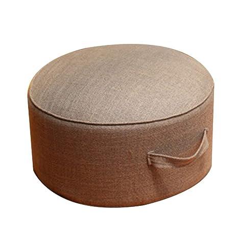 Amazon.com: Almohadillas redondas para silla de alta ...