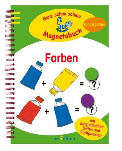 Magnetobuch Farben (Ganz schön schlau - Magnetobuch)