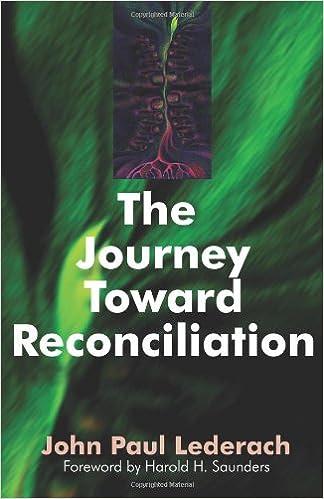 The journey toward reconciliation john paul lederach harold h the journey toward reconciliation john paul lederach harold h saunders 9780836190823 amazon books fandeluxe Gallery